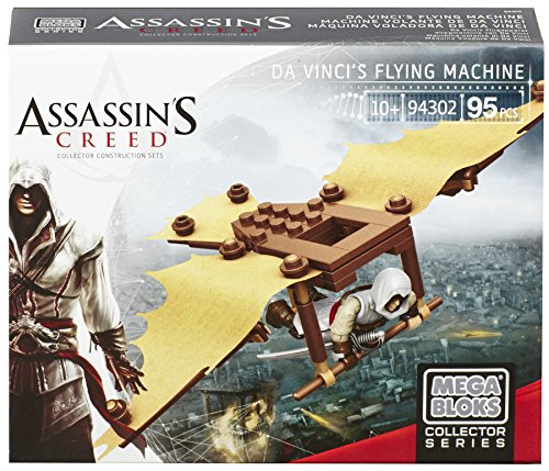 Assassin's Creed - Máquina voladora de Ezio (Mega Bloks DBJ09)