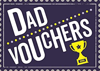 Dad Vouchers: The Perfect Gift to Treat Your Dad