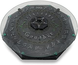 Lisa Parker Tree of Life Pentacle Glass Top Spirit Board Witch Pagan