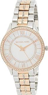 Michael Kors Women's Quartz Watch, Analog Display And Stainless Steel Strap - MK3979-1