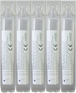 Liquide lavages yeux (25 x doses 20ml)