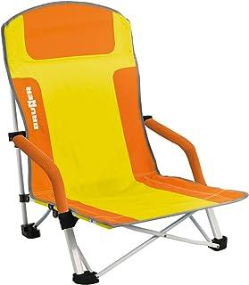 Brunner Bula Silla de Playa - Naranja/Amarillo