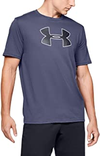 Under Armour Men's Big Logo Short Sleeve T-Shirt