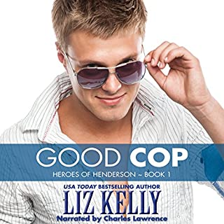 Good Cop audiobook cover art
