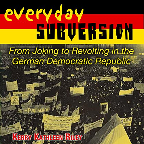 Everyday Subversion audiobook cover art