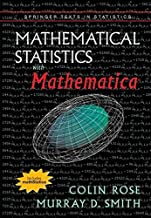 Mathematical Statistics with Mathematica (Springer Texts in Statistics)
