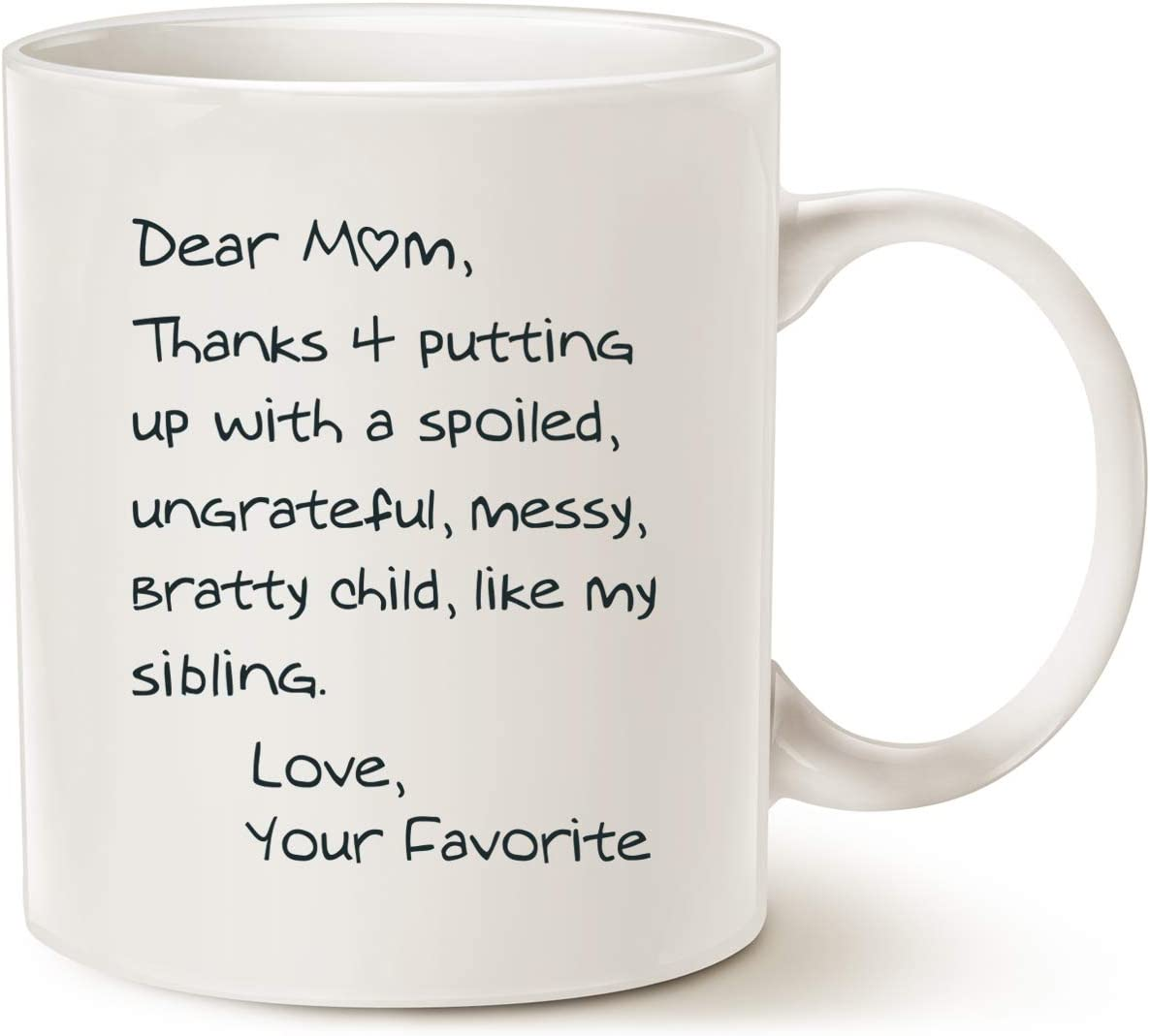 Funny Mothers Day Gift For Mom Gift For Mum Mom Birthday Gift Mother/'s Day Gift