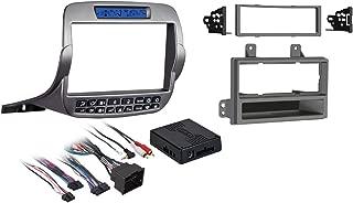 Metra 99-3010S Dash Kit for Chevrolet Camaro 2010 -Silver