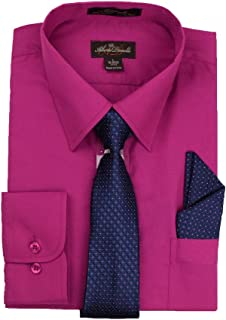 dress shirts and tie combos sale