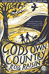 Books Set in Yorkshire: God's Own Country by Ross Raisin. yorkshire books, yorkshire novels, yorkshire literature, yorkshire fiction, yorkshire authors, best books set in yorkshire, popular books set in yorkshire, books about yorkshire, yorkshire reading challenge, yorkshire reading list, york books, leeds books, bradford books, yorkshire packing list, yorkshire travel, yorkshire history, yorkshire travel books, yorkshire books to read, books to read before going to yorkshire, novels set in yorkshire, books to read about yorkshire