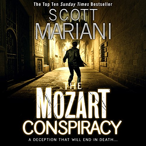 The Mozart Conspiracy Titelbild