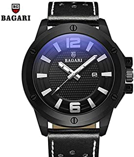 Beautiful Watches BAGARI/Fashion Watch Men's Quartz Watch Sports Watch Watches for Men
