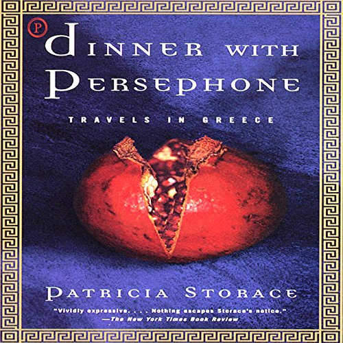 Dinner with Persephone audiobook cover art