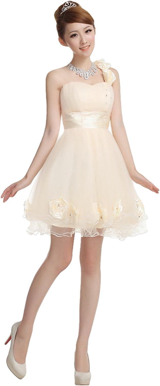 Beautiful Bride Bridesmaid Wedding Dress