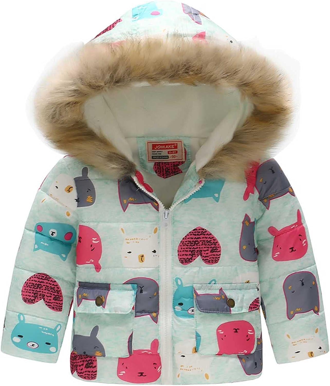 Kids Hooded Down Coats Jacket Boys Elegant Lined Warm Ranking TOP11 Girls Fleece Winte