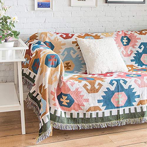 BASA Gartenmöbelbezug,Sofakissendecke Strickdecke einfaches Staubschutzsofa