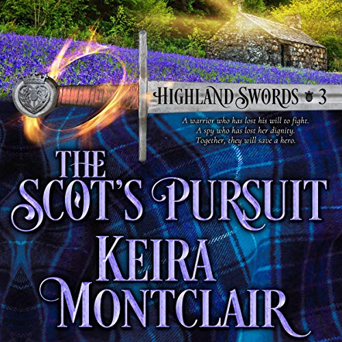 The Scot's Pursuit Audiobook By Keira Montclair cover art