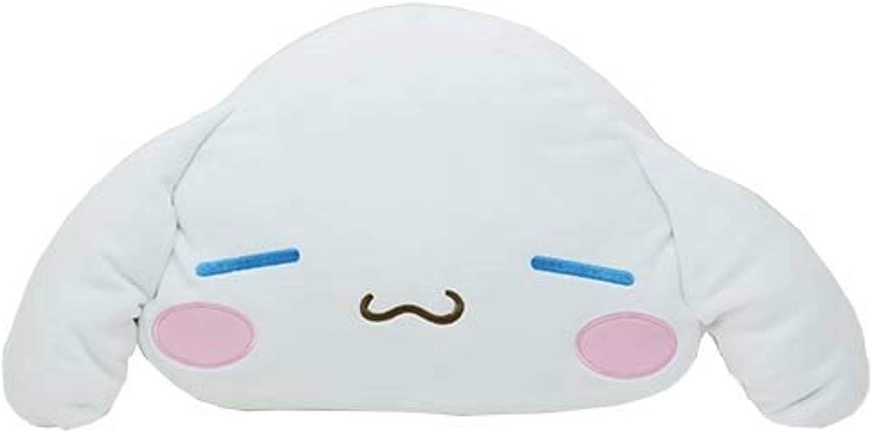 K Company Sanrio Cinamgoldll Fluffy Face Cushion Good Night Series CNOFCSY