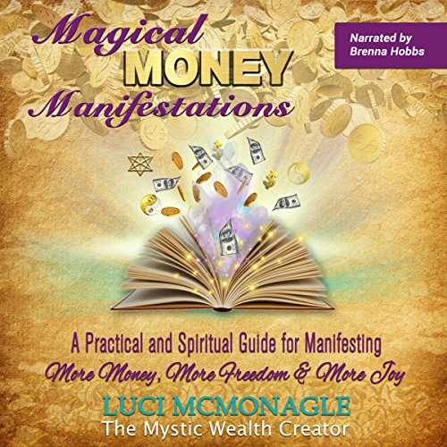 Magical Money Manifestations audiobook cover art