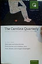The Carolina Quarterly - Volume 64.1, Summer 2014