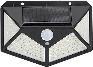 Bewegingssensor wandlamp, buitenverlichtingssysteem Zonneverlichting buiten LED voor gang Tuinpoort, dakterras