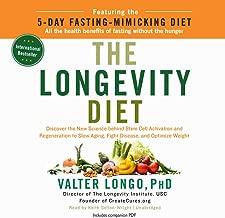 Longevity Diet Lib/E