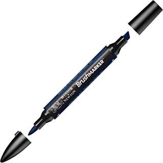 Winsor & Newton Promarker Brush, Indigo Blue