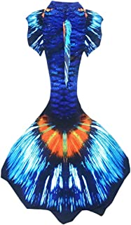 Kids Adults Swimwear Mermaid Tail Luxurious Swimming Tail Without Monofin Children Mermaid Tails For Swimming Water Show (...