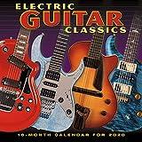 Electric Guitar Classics 2020 Calendar
