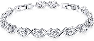 platinum bracelet for womens