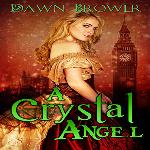 A Crystal Angel audiobook cover art