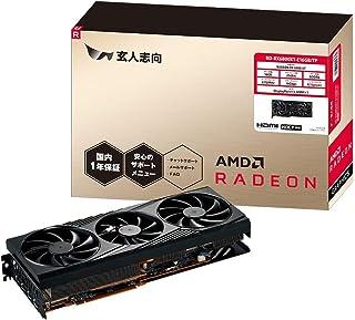 玄人志向 AMD Radeon RX6800XT搭載 グラフィックボード GDDR6 16GB トリプルファンモデル RD-RX6800XT-E16GB/TP