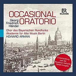 Händel: Occasional Oratorio, HWV 62 (Live) by Howard Arman