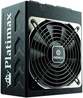 Enermax Technology Corporation - Enermax Platimax 1350W Epm1350ewt - 110 V Ac, 220 V Ac Input Voltage - Internal - Modular - Ati Crossfire Supported - Nvidia Sli Supported