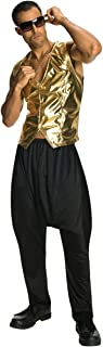 Men's Old School Black Costume Pants