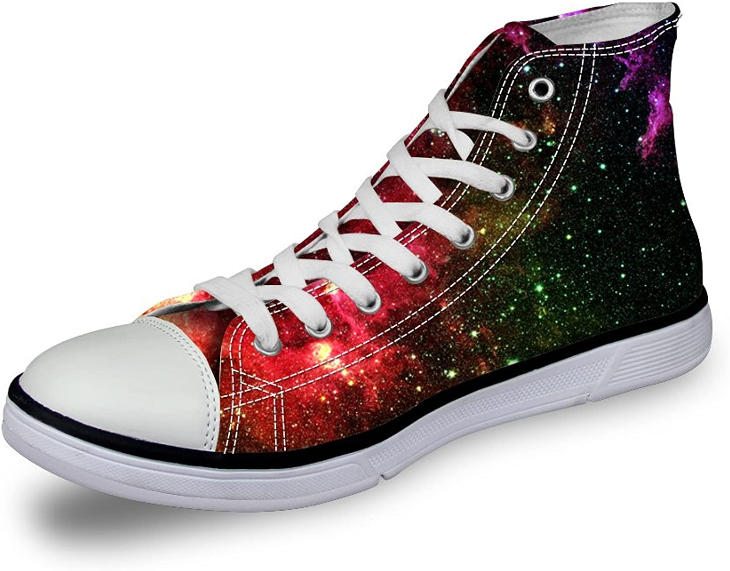Frestree Stylish High Top Sneakers for Women Running shoes