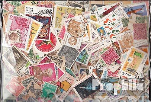 Prophila Collection Indien 400 Verschiedene Marken (Briefmarken für Sammler)