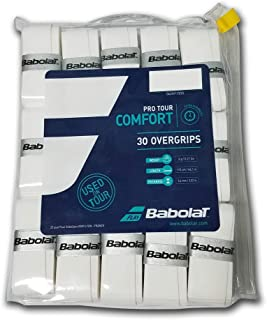 Babolat Pro Tour Over Grip 30 Unidades Color Blanco