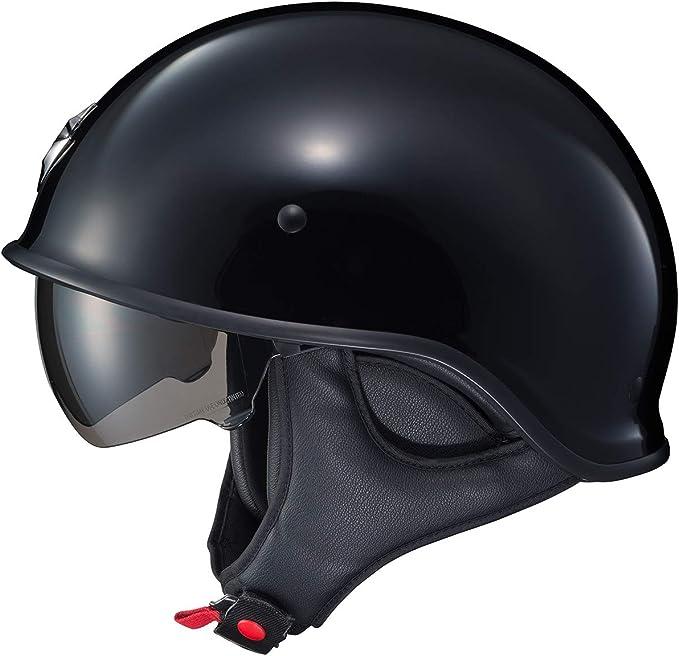 Scorpion EXO-C90 Solid Mens Street Riding DOT Cruising Motorcycle Half Helmets