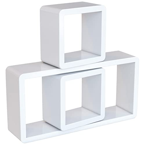 Fantastic White Cube Shelves Amazon Co Uk Home Interior And Landscaping Ologienasavecom