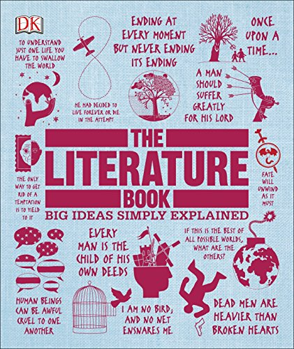 The Literature Book: Big Ideas S...