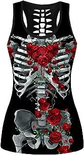Best skeleton top plus size Reviews