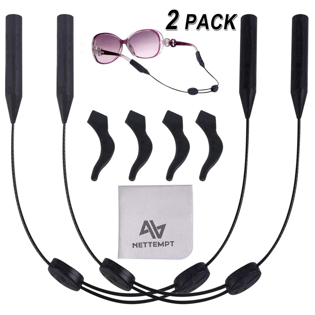 NETTEMPT Glasses Adjustable Eyewear Retainer