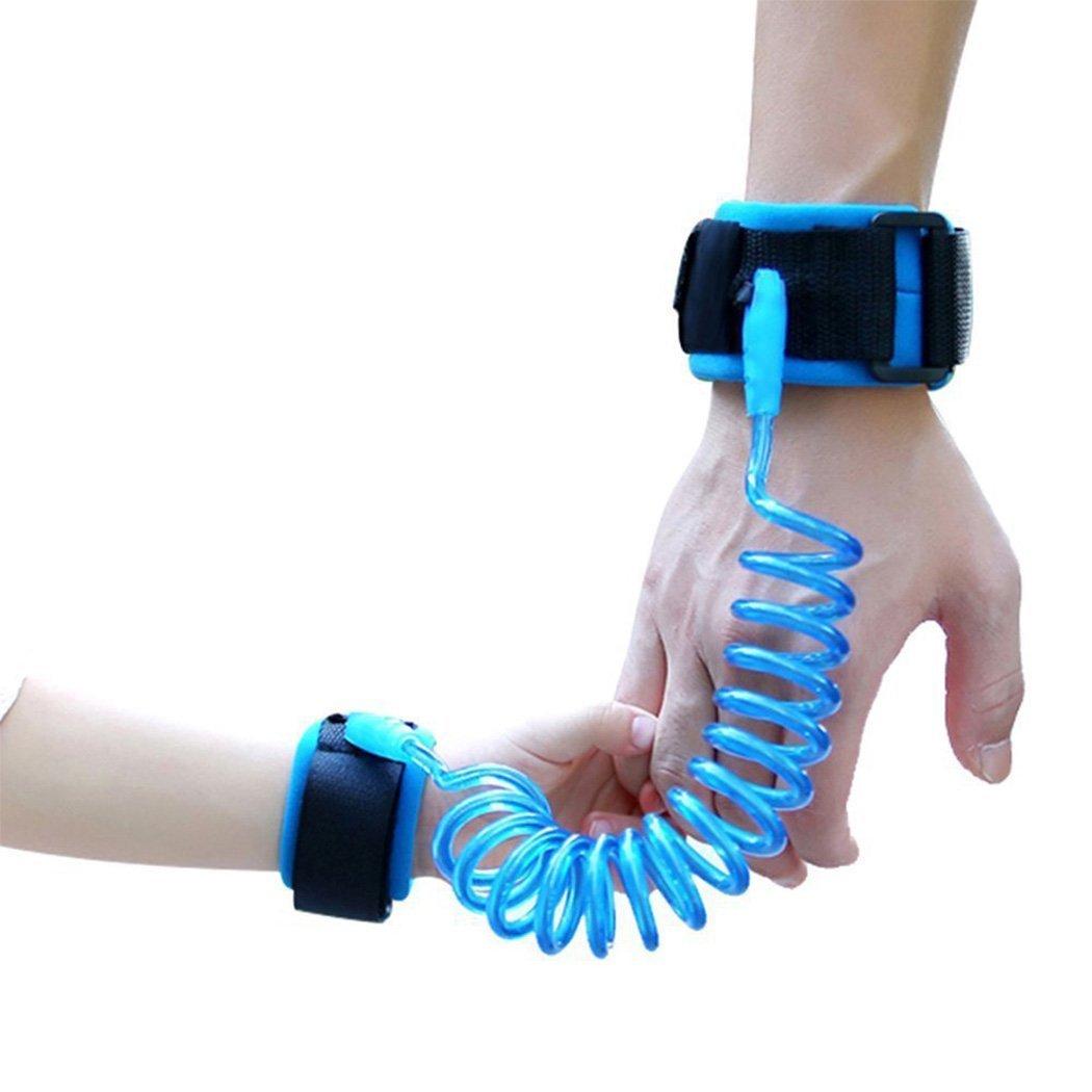 Udigital Baby Child Anti Lost Safety Wrist Link Harness Strap Rope Leash Walking Hand Belt for