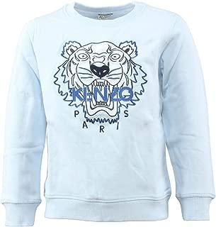 blue kenzo tiger sweater