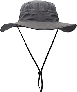 Camping Hat Outdoor Quick-Dry Hat Sun Hat Fishing Cap
