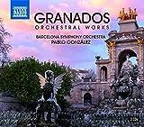 Granados, E.: Orchestral Works (Barcelona Symphony and Catalonia National Orchestra, González) (3-CD Box Set)