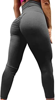 Best booty scrunch pants Reviews