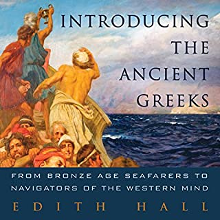 Introducing the Ancient Greeks cover art