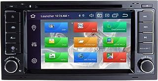 ZLTOOPAI Android 9,0 Octa Core 4G RAM 128G ROM Auto Multimedia Player für VW Volkswagen Touareg T5 Transporter Doppel Din Head Unit Auto Stereo Auto GPS Radio DVD Player